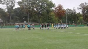 Mecz I ligi okręgowej Juniorów w Kamieniu Pomorskim
