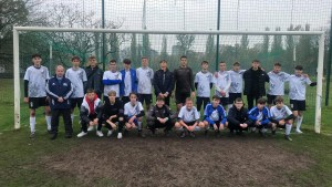 Trampkarze Starsi zagrają w barażach o Centralną Ligę Juniorów U15!