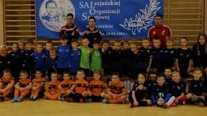 Piłkarski weekend rocznika 2013!