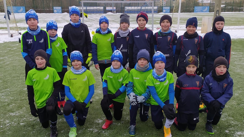 Mecz rocznika 2010 z Pogonią Szczecin Football Schools!
