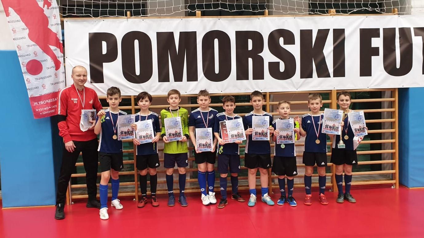Turniej eliminacyjny Pomorski Futsal Cup!