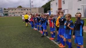Read more about the article [2010 II] Terenowa Liga Młodzika z LFA Szczecin!