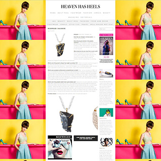 jewellery press heaven has heels article