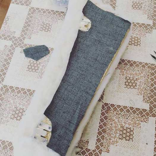 Making Time To Make Upholstery