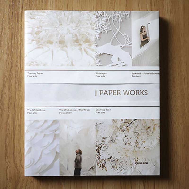 unique jewellery paper works feature