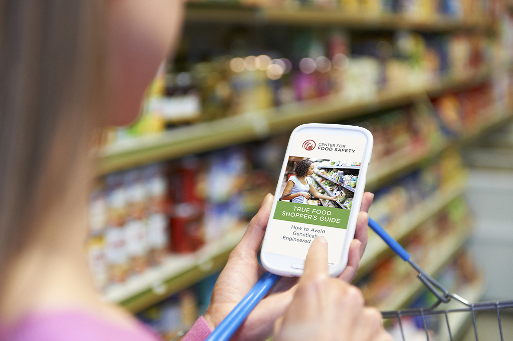 Get your Shoppers Guide to Avoiding GE Food today