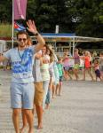 24.07.2014 Salsa am Strand in Hohwacht