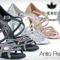 Chaussures de danse Salsa (Collection Anita) / reinadanza.com