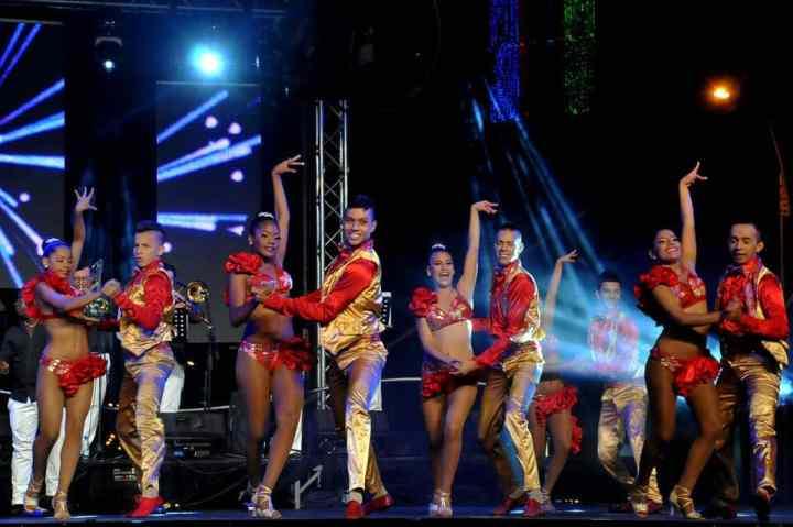 Festival mundial de Salsa de Cali