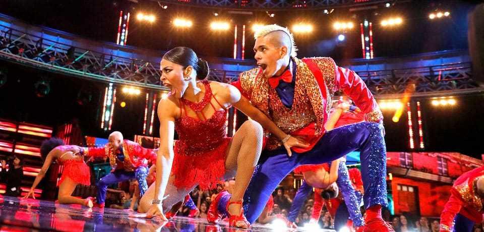 "World of Dance highlight ""Swing Latino - The Duels"" (NBC.com)"