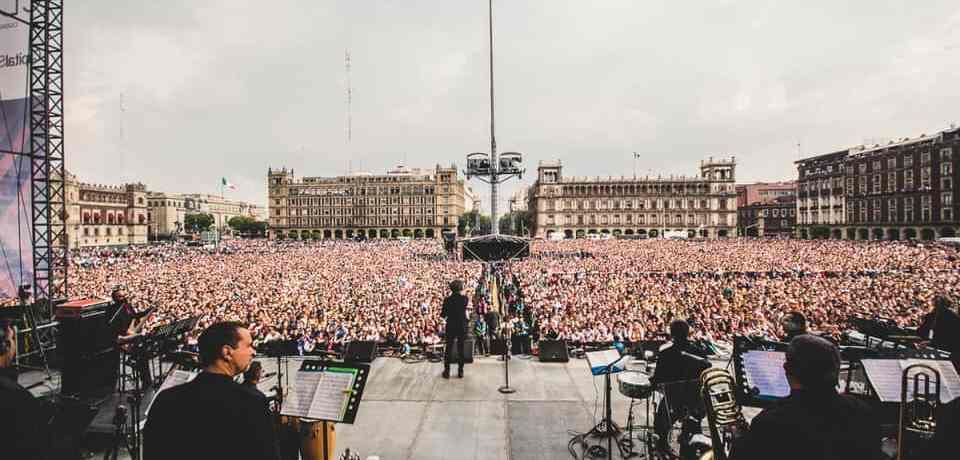 México, 10 juin 2016 - Photographie de Luis Alvarado