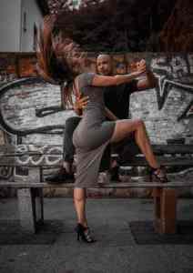 SALSALiege | Street dancer.