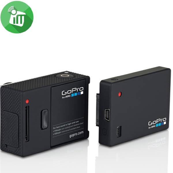 GoPro Battery BacPac ABPAK-304