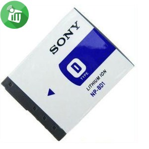 Sony NP-BD1 D Lithium Ion Rechargeable Battery