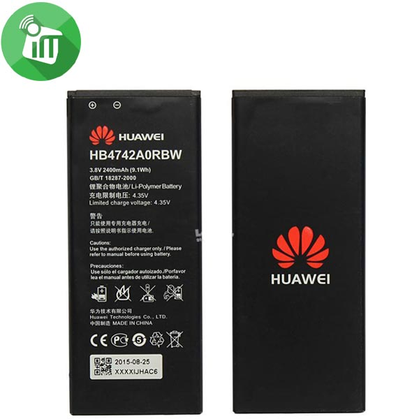Battery For Huawei 3C Lite