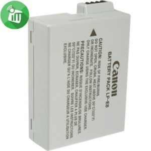 Canon Camera Battery Pack LP-E8
