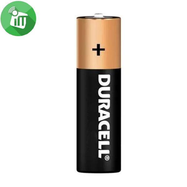 Duracell Plus Power AA Batteries 1.5V 8PCS