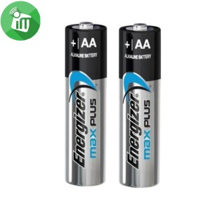 Energizer 2PCS AA Max PLUS Batteries 1.5V