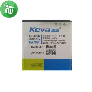 Keva Battery Sony Ericsson BST-BA700