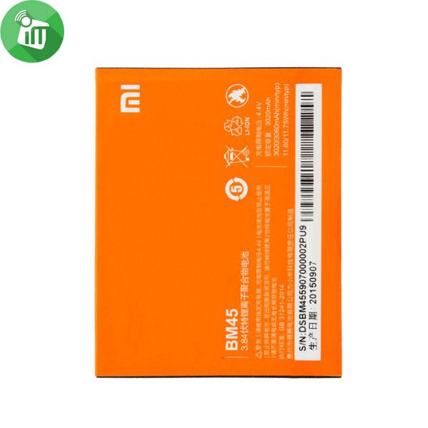 Original Battery Xiaomi REDMI Note 2