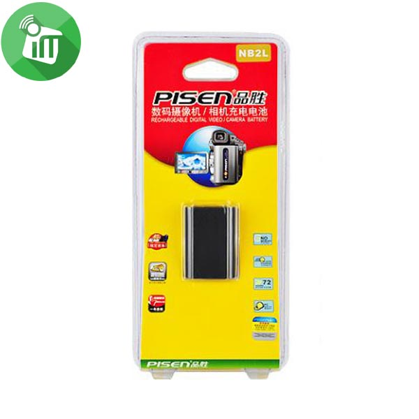 Pisen NB2L Camera Battery Charger for Canon S30