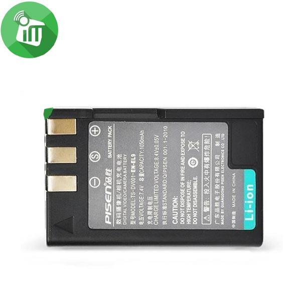 Pisen EN-EL9 Camera Battery Charger for NIKON D40