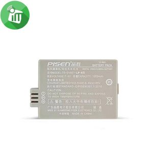 Pisen LP-E5 Camera Battery Charger for Canon 450D/1000D