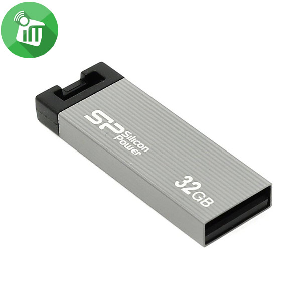 Silicon Power Touch 835 USB 2.0 Flash Drive