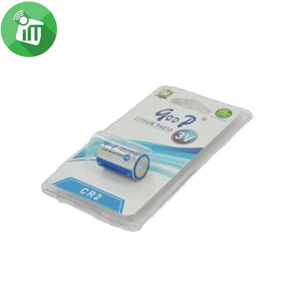 qoop Lithium Battery CR2/3V