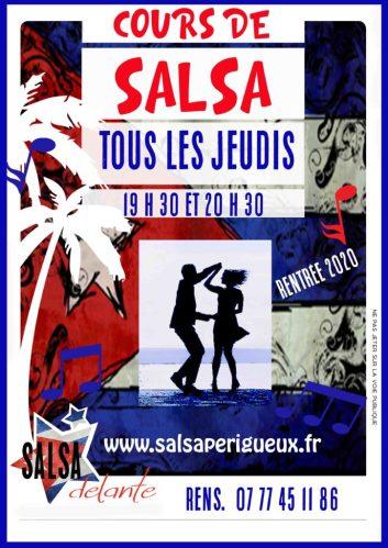 Rentrée SALSA Périgueux 2020