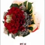 BT16-1 Bunga Tangan