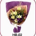 HB02-1 Bunga Tangan
