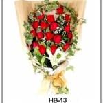 HB13-1 Bunga Tangan