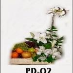 PBB16-1 Parcel Bunga Dan Buah