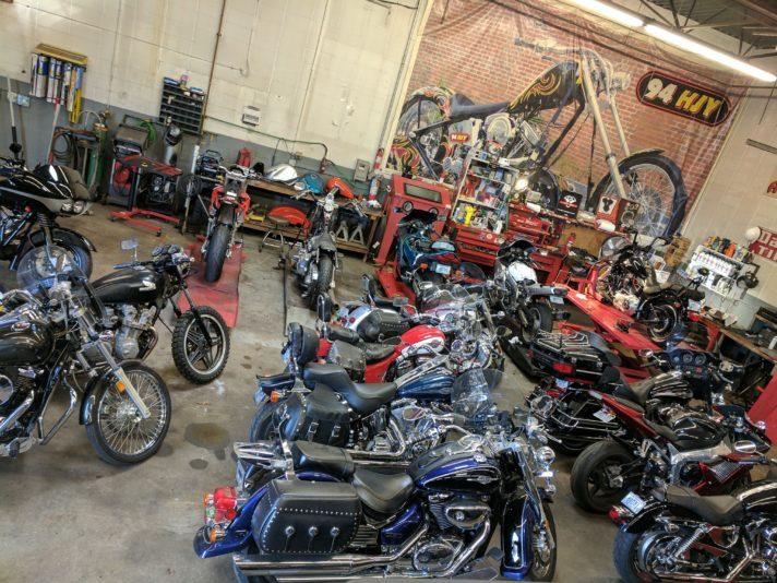 Engine Rebuild Shops Near Me >> Motorcycle Repair Service Shop - Johnston Rhode Island - Sal's