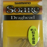 ジグヘッド強度テスト Soare Draghead