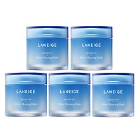 Bộ Mặt Nạ Ngủ Laneige Water Sleeping Mask 15ml x 5EA (Travel Kit)
