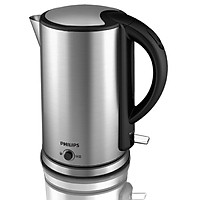 Philips (PHILIPS) electric kettle HD9316 / 03 304 stainless steel insulation 1.7L large capacity