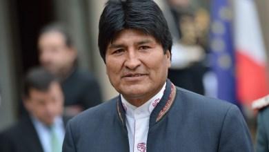 Photo of Evo Morales en Argentina: agradeció a la comunidad boliviana por el afectuoso recibimiento