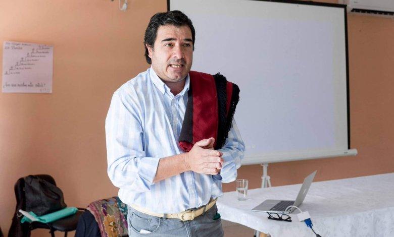 El diputado provincial, Martín De Los Ríos, se refirió al arribo del Presidente de la Nación a la provincia de Salta - Fuente: Twitter Oficial Martín De Los Ríos.