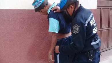 Photo of Fue detenida por intentar pasarle droga a un preso