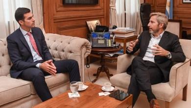 Photo of Consenso: Urtubey se reunió con Frigerio