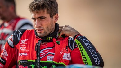 Photo of Kevin Benavides se prepara para el Silk Way Rally 2019