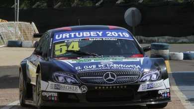 Photo of Marcos Urtubey se alista para la tercera jornada del Top Race en San Juan