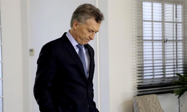 Macri, del reconocimiento a una despedida poco agradable en Suiza - Fuente: El Intransigente.