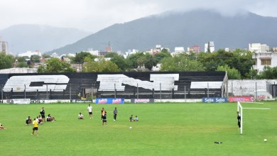 Photo of La tribuna de Central Norte comienza a ser realidad