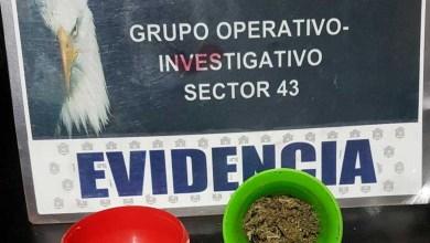 Photo of Fue arrestado por pasarle marihuana a un detenido