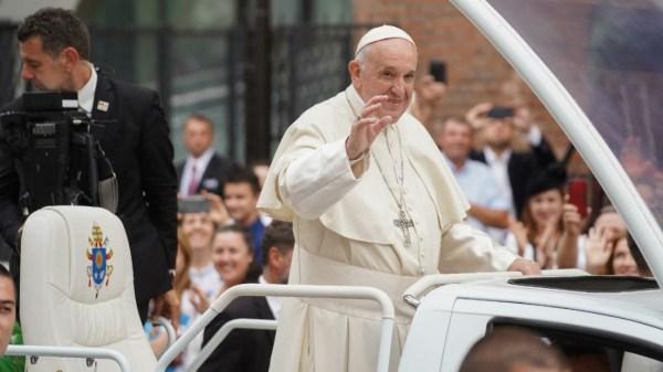 El Papa espera que el encuentro entre Trump y Kim Jong-un conduzca a la paz - Fuente: El Intransigente.