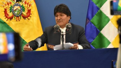 Photo of Evo Morales agradeció a Chile y Paraguay por el apoyo en los incendios de la Amazonía
