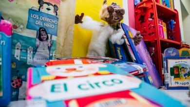 Photo of La Biblioteca Provincial celebra el mes del niño con juegos y música en vivo